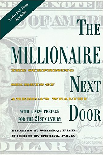 The Millionaire Next Door The Surprising Secrets of Americas Wealthy