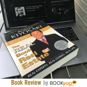 The Real Book Of Real Estate: Book Review by BookYap.com