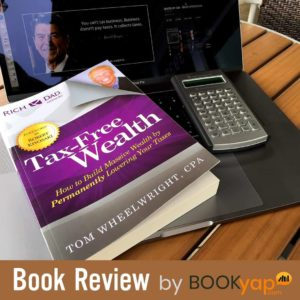Tax-Free Wealth: Book Review by BookYap.com